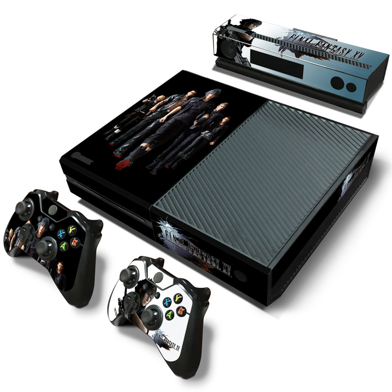 Free Drop Shipping  Lots Options Game Console Skins For XBOX One Vinyl Skin Sticker #2569