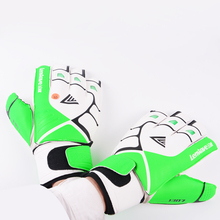 Soccer Ball Protective Hand Football Ball With Finger Guard Fingerboard Microfiber Material New Unique Design Ball Soccer Gloves(China)