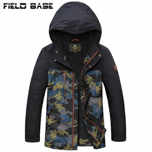 2017 spring new Brand military jacket men's fashion men jacket Breathable Coat Casual Plus Size 4XL 582(China)
