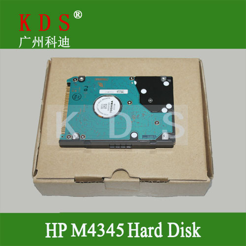 Original hard disk forHP M4345MFP hard disk forHP ALL-in-one printer parts  MK2023GAS remove from new machine<br><br>Aliexpress