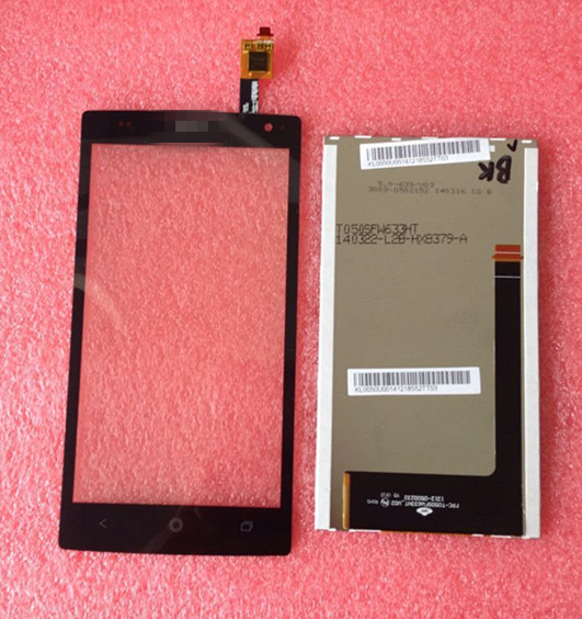 1pc LCD screen display+1pc touch digitizer with double side tape For Acer Liquid Z150 Z5 Black free shipping<br><br>Aliexpress