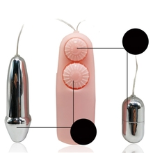 Buy Adult Toy Vibrating Vibrator 10 Speed Function Dual Bullets Massager Mini Bullets Vibrator Sex Toys Women