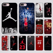 Hot sale forever michael jordan design hard black Case Cover for Apple iPhone 7 6 6s Plus SE 5 5s 5c 4 4s