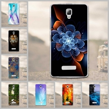 "Soft Silicone Phone Case for Lenovo A2010 A 2010 Angus2 Angus 2 4.5"" Back Cover Skin 3D Relief Case for Lenovo A2010 Angus 2"