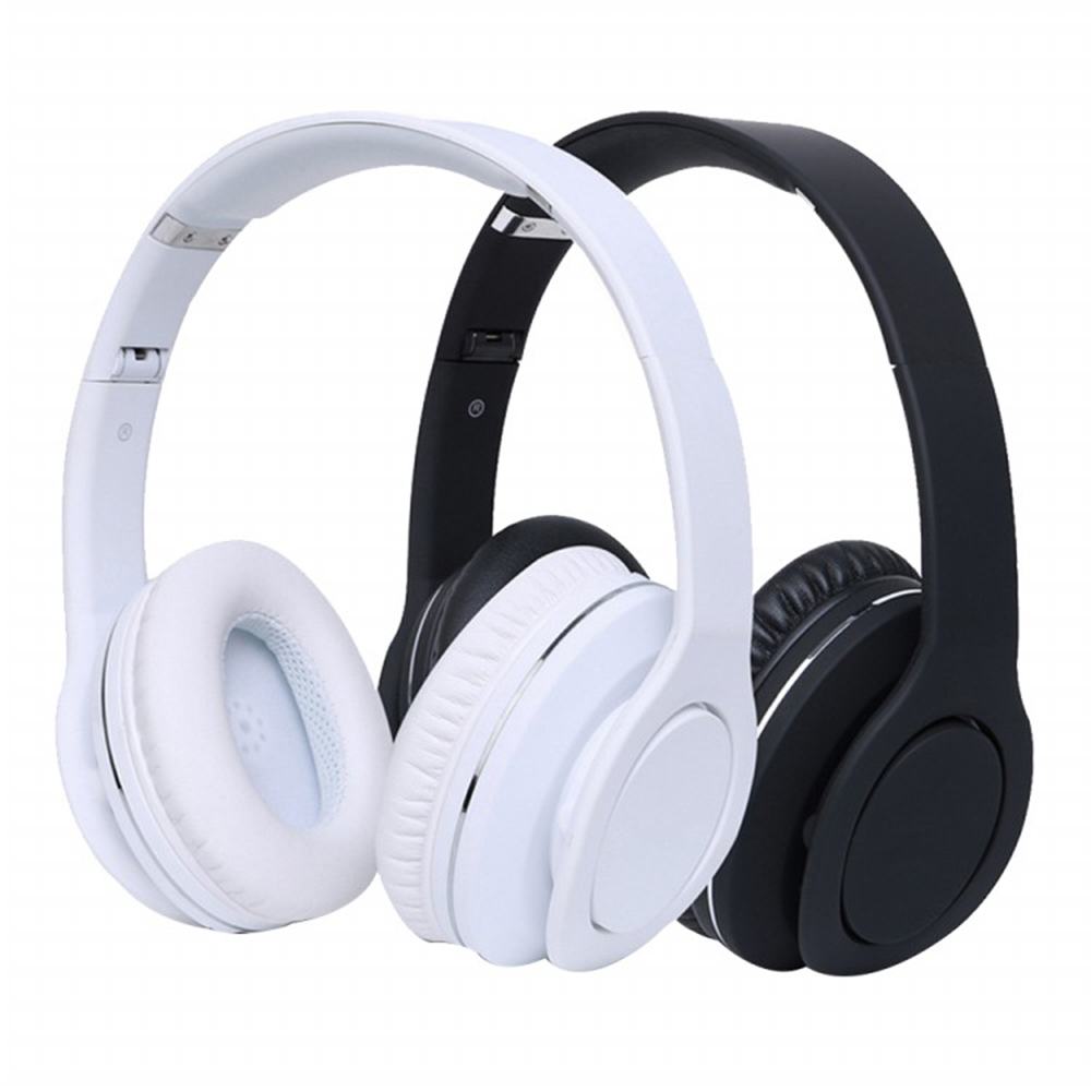 Bluetooth V4.0 headphones wireless over ear NFC radio MIC earphones 3.55 jack stereo noise cancelling headsets for smartphone PC<br>
