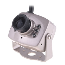 "Wired Mini Micro Camera 1/4"" CMOS 380TVL Security CCTV Camera Video Monitor Webcam 5.6mm Lens PAL"