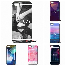 For iPhone 4 4S 5 5C SE 6 6S 7 Plus Galaxy J5 J3 A5 A3 2016 S5 S7 S6 Edge The 1975 Band Logo Top Fashion Poster Phone Cover