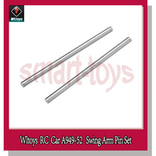 A949 Arm Pins A949-52 Suspension Arm Hinge Pin 2*37mm for Wltoys A949 A959 A969 A979 RC Car Parts