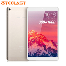 Teclast P80 Pro Tablet PC 8.0'' Android 7.0 Upgraded 3GB RAM 16GB eMMC ROM MTK8163 Quad Core 1.3GHz Double Cams Dual WiFi HDMI(China)