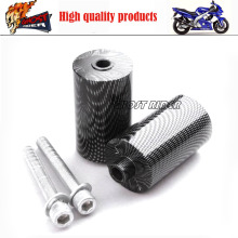 Motorcycle Racing No Cut Crash Pads Fairing Frame Protectors Slider Carbon Fiber Fit 1996-2007 YZF 600R(China)