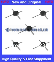 Free Shipping 5x BF982 Dual Gate MOSFET Transistor For UHF Applications Integrated Circuits(China)