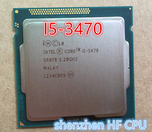 lntel Core I5 3470 i5-3470   3.2GHz Quad-Core LGA 1155 L3 Cache 6MB Desktop CPU  can work