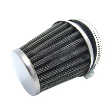 Car Universal Motorcycle Air Filter New Clamp-on Motorcycle Air Filter Cleaner 35-60mm