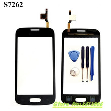 "Original 4.0"" For Samsung Galaxy Star Pro S7262 GT-S7262 S7260 GT-S7260 Touch Screen Panel Sensor Lens Glass +tools"