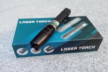 1000mw 1W Focusable Green laser pointer the Brightest Burning Laser Light Cigar free shipping