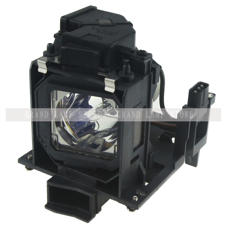 ET-LAC100 Projector Bulb with housing for Panasonic PT-CW230 PT-CW230E PT-CW230EA PT-CX200E PT-CX200EA PT-CX200U HAPPY BATE<br>