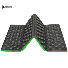 Ourpgone Brand Foldable Folding Outdoor Camping Mat Seat Foam Portable Waterproof Chair Picnic Mat Pad 6 Colors free shipping(China)