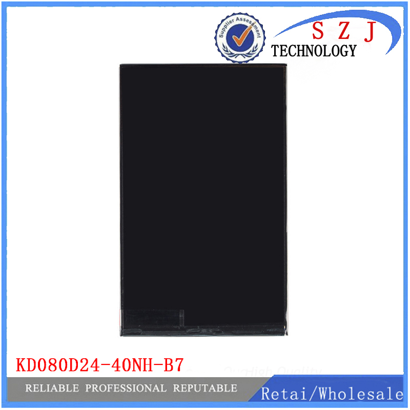 New 8 INCH One 8 B1-850 P80H KD080D24-40NH-B7 X80HD KD080D24-40NH-A3 LCD internal display 128x800 IPS LCD display Free Shipping<br>