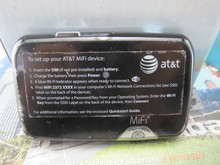 AT&T ATT 3G LTE Hot Spot NOVATEL MIFI2372 wireless Modem Mobile Device