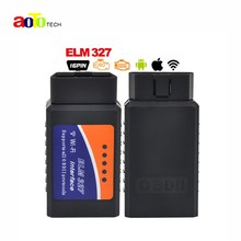 New Auto OBDII Code Reader V1.5 ELM327 WIFI Wireless Supports All OBD2 Protocols wifi elm 327 for for iPhone iPad iPod(China)