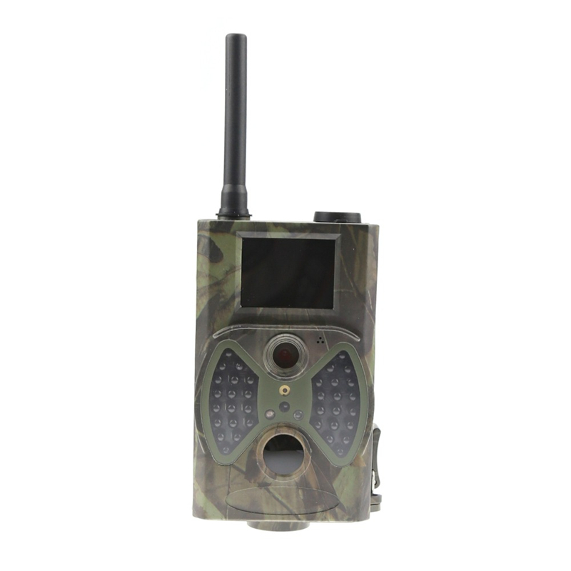 2016 New HC-300M HD 1080P 12MP 940NM MMS Game GPRS Scouting Infrared Trail Hunting Hunter Camera<br><br>Aliexpress