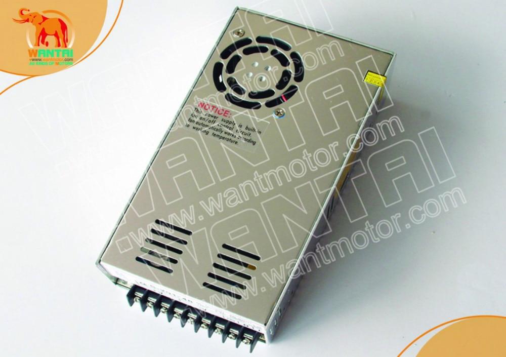 wantai CE 350,24VDC,14.6A power supply , matching Nema 23, Nema 34 stepper motor/stepping motor cnc kit www.wantmotor.com<br><br>Aliexpress