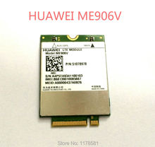 UNLOCKED HUAWEI ME906V ME936 ME906E 3G 4G 100Mbps Network LTE Module GPS+WCDMA NGFF modem lte Card For Ultrabook Laptop Tablet(China)