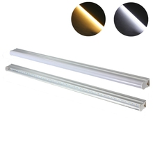 Energy Saving 9W 2835 SMD T5 60CM 48 LED Tube Light Lamp Super Bright Wall Tube Lights Lighting Cold Warm White AC175-265V(China)