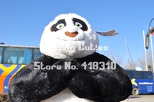 Limited Collection Original Kung Fu Panda Cute Soft Big Animal Anime Plush Toy Doll Birthday Children Gift
