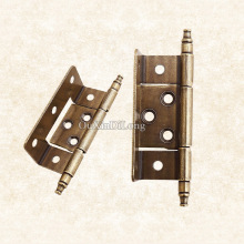 Hotsale 2PCS/lot Antique Hinges Metal Door Butt Hinges Cupboard Drawer Cabinets Kitchen Door Hinge Furniture Hardware