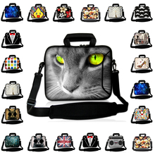 Laptop Bags 15.6 Inch Handbag Messenger Bag Bolsa For HP Computer Case 13 12 15 14 10 17 Inch Fashion Casual Shoulder Bags 2017