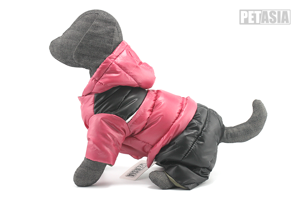 New Winter Dog Clothes Warm Pet Dog Winter Clothes Waterproof Coat Jacket Cotton Jumpsuit for Chihuahua Small Large Dogs PETASIA 608