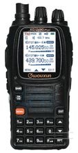 2PCS/LOT Wouxun KG-UV9D(Plus) Walkie Talkie UHF/VHF Multi Band Receive 76-180/230-250/350-512/700-985MHz FM(China)