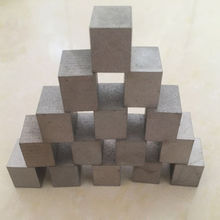 50g 100g 150g 200g weight high purity titanium block tablet cubes Ti plate tablets(China)
