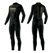 Slinx Brand 5MM Neoprene One-piece Wetsuit Men Women Frogman Scuba Dive Diver Wet Suit Winter Swim Surf Snorkeling Spearfishing