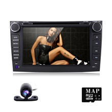 "8"" 2 din MTK3360 Car DVD Automotivo DVD Player Camera+ Double 2Din GPS Car Radio Stereo DVD Player For Toyota Corolla 2007-2010(China)"