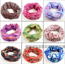 Free shipping! scarf outdoor multifunctional magicaf sunscreen magic bandanas sunscreen muffler scarf 1-20 style