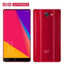 Elephone S8 6.0 inch 4G LTE Cell Phone 2560x1440 Helio X25 Deca Core Android 7.1 Smartphone 4GB 64GB 4000mAh Fingerprint Mobile