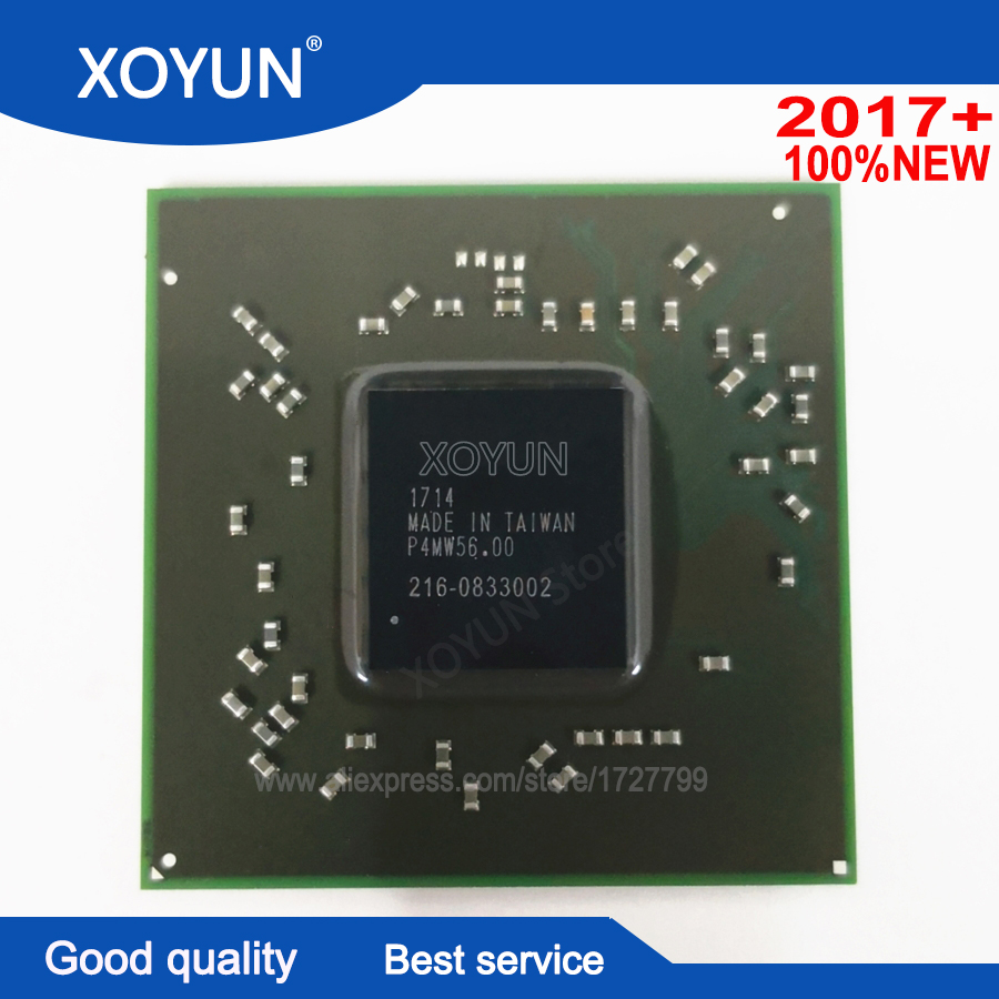 100% NEW DC:2017+ 216-0833002 216 0833002 BGA CHIPSET