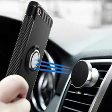 Buy EVOLOU Case Redmi 4x Back Cover Car Magnetic Holder Armor Shockproof Case Xiaomi Redmi 4 pro prime 4A Note 4x Soft Cover for $3.19 in AliExpress store