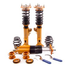 BR Coilovers Kit for BMW 3 Series E36 318 323 325 Sedan Coupe Shock Absorbers(China)