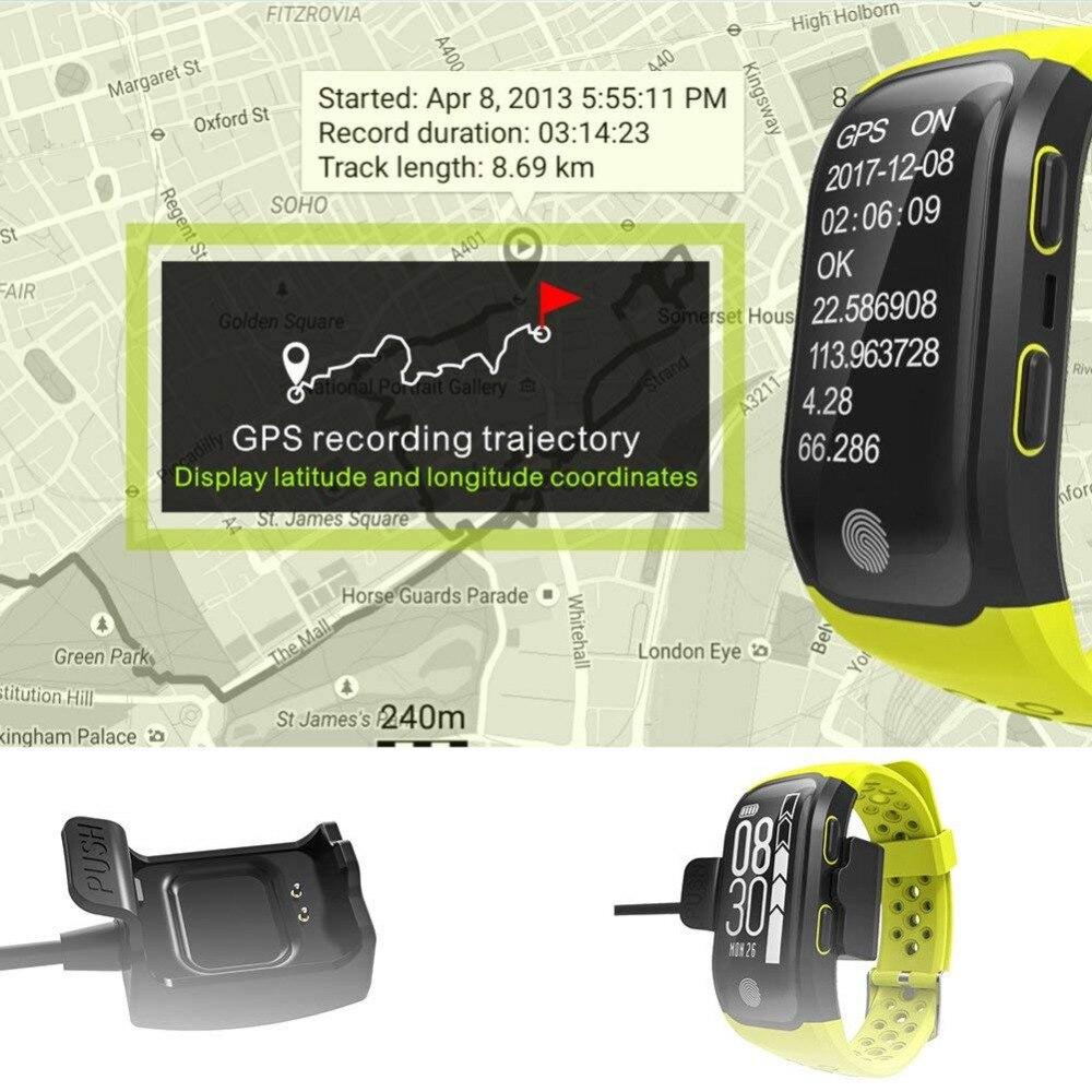 Smartwatch GPS IP68 Waterproof Wristband (1)