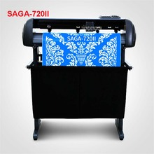 2017 Hot Sale SAGA-720II Plotter for cutting plotter /  Plotte with red dot 110V and 220V paper size 720MM