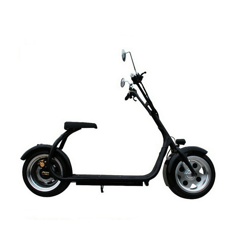 11.11 Promotion Big Wheel Electric Scooter Two Wheel 1000W Motor E-scooter Electric Unicycle Motorcycle Self Balancing Scooter (9)