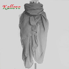 2016 New Fashion 20 Colors Women Scarf Vintage Ladies Solid Color Black Red White Scarves Warp summer women's scarf long shawl