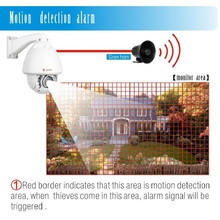 Outdoor 2.0MP HD ip camera outdoor poe 1080P Speed Dome IR IP PTZ Camera with 20X Optical Zoom and 150ft Night Vision