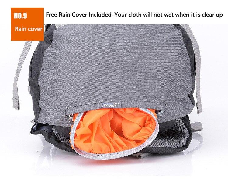Rucksack KNIGHT Waterproof Backpack 25
