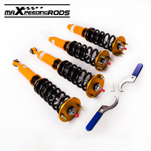 for Honda Accord 2003-2007 DX EX LX SE Coilovers Shock Shocks Coil Spring Suspension Full Adjustable Coilover Springs Struts new