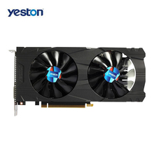 Yeston GeForce GTX 1050 GPU 2GB GDDR5 128 bit Gaming Desktop computer PC Video Graphics Cards PCI-E X16 3.0(China)