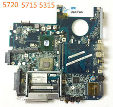 BiNFUL For ACER Aspire 5720 5315 5715Z Laptop Motherboard ICL50 LA-3551P MBAHE02001 Mainboard 100%tested fully work(China)
